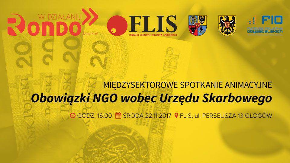 FLIS RONDO 2017-11-22 Obowiązki NGO wobec Urzędu Skarbowego